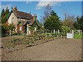 TQ1352 : Kitchen gardens, Polesden Lacey by Alan Hunt