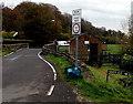 SS8985 : Weak bridge, Coytrahen by Jaggery