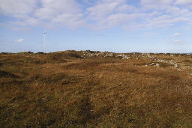 Rough grazing - Bunowen Beg Townland