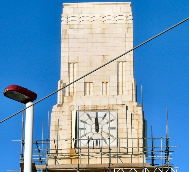 Woolworth's Clock