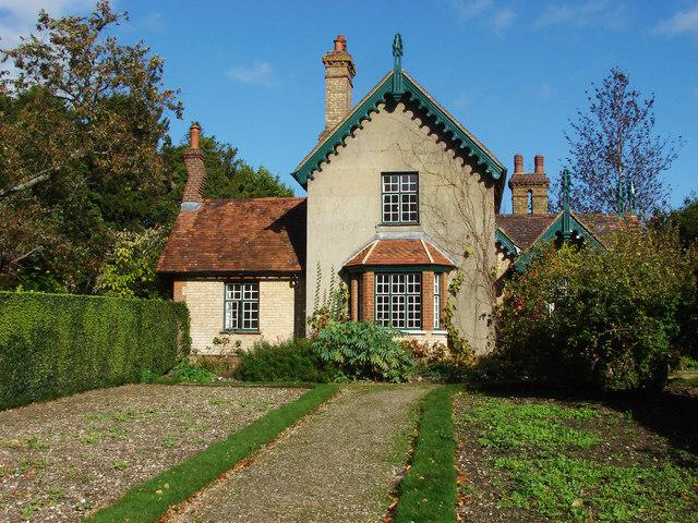 The garden house, Polesden Lacey