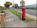 TG2205 : Hall Road & Locksley Road Postbox by Adrian Cable
