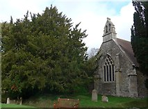 SU0460 : St Andrew, Etchilhampton: churchyard (1) by Basher Eyre