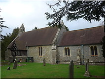 SU0460 : St Andrew, Etchilhampton: churchyard (5) by Basher Eyre