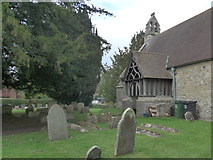 SU0460 : St Andrew, Etchilhampton: churchyard (6) by Basher Eyre