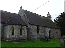 SU0460 : St Andrew, Etchilhampton: churchyard (10) by Basher Eyre
