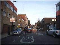 TQ3084 : Brewery Road, Barnsbury by David Howard