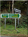 TG2200 : Roadsigns on the A140 Ipswich Road by Adrian Cable