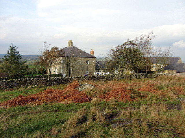 Shafto Grange