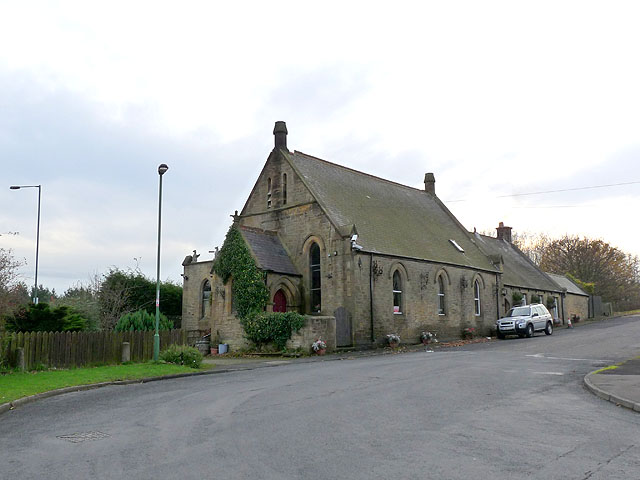 Converted chapel on Shieldrow Lane
