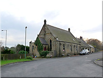 NZ1852 : Converted chapel on Shieldrow Lane by Oliver Dixon