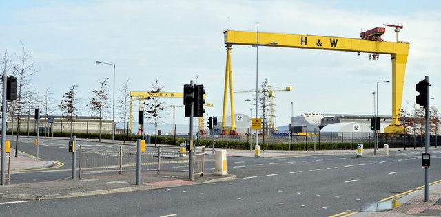 Olympic House site, Belfast - November 2014(2)