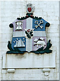 SK5319 : Odd Fellows Coat of Arms on Sparrow Hill by Thomas Nugent