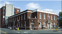 SK5319 : Former Post Office building, Loughborough by Thomas Nugent