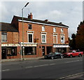 SP4540 : Two Chinese businesses in Warwick Road, Banbury by Jaggery