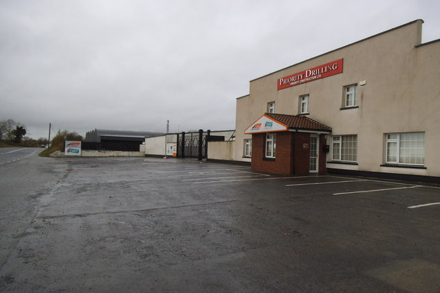 Small Industrial Estate - Rathmore Demesne Townland