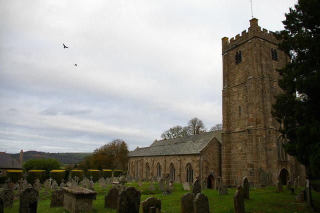 Church of St Michael the Archangel, Chagford