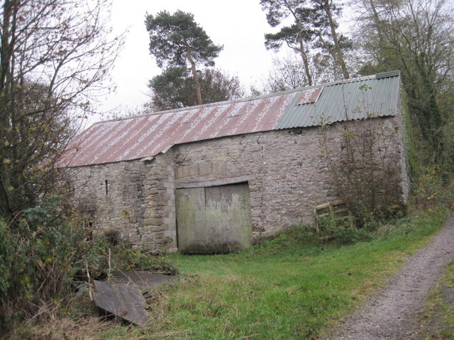 Barn near Biggins Home Farm