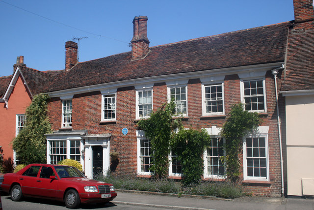 Bank House, 11 St James Street, Castle Hedingham