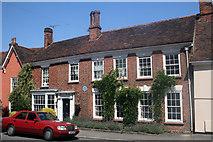 TL7835 : Bank House, 11 St James Street, Castle Hedingham by Jo Turner