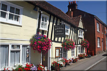 TL7835 : The Old Moot House, 1 St James Street, Castle Hedingham by Jo Turner