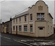 SS8591 : Welsh Language Playgroup building in Maesteg by Jaggery