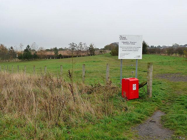 Edmondsley Minewater Treatment Scheme