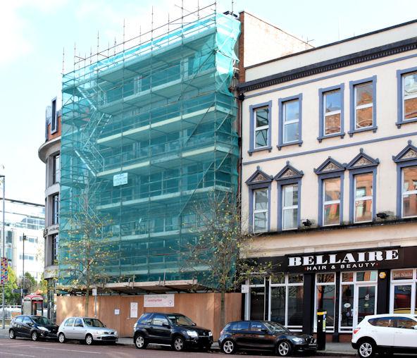 No 139 Royal Avenue, Belfast - November 2014(1)