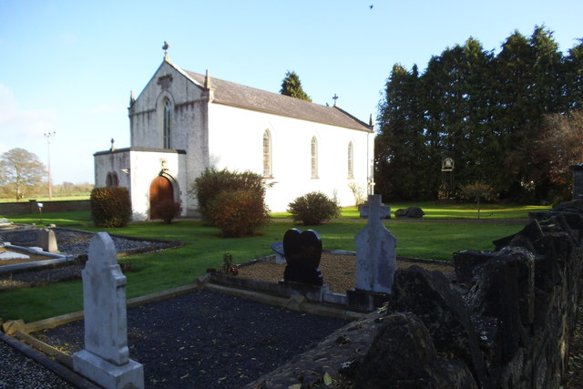 St Laurence's Church - Rathmore Townland