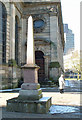SP0687 : Memorial obelisk to Mr Henry Buck, St Philip's Churchyard, Birmingham by Robin Stott