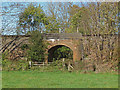 TQ0753 : Railway bridge near Lower Hammond's Farm by Alan Hunt