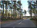 TL0137 : Road down Breakheart Hill by Christine Johnstone