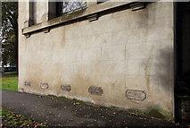 TQ3379 : St Mary Magdalen, Bermondsey - Wall monuments by John Salmon