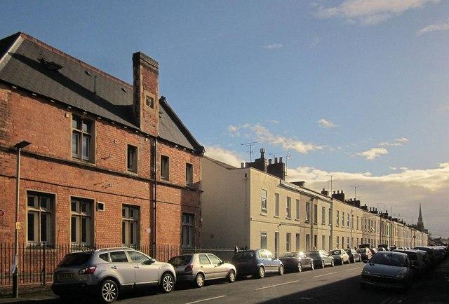 St Paul's Street North, Cheltenham