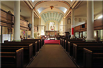 TQ3379 : St Mary Magdalen, Bermondsey - East end by John Salmon