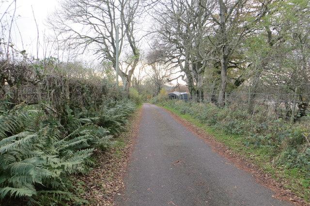 Aughnabrack Road