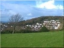 SN5981 : Uwchben Aberystwyth / Above Aberystwyth by Ian Medcalf