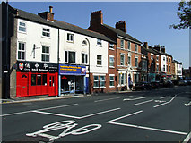 SK5319 : Leicester Road by Thomas Nugent