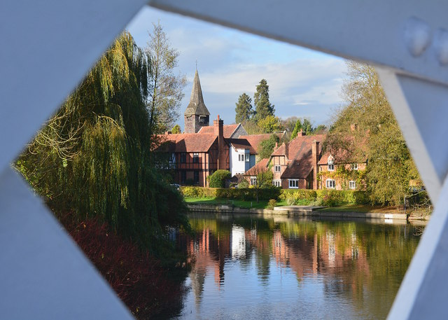 Whitchurch-on-Thames, Oxfordshire