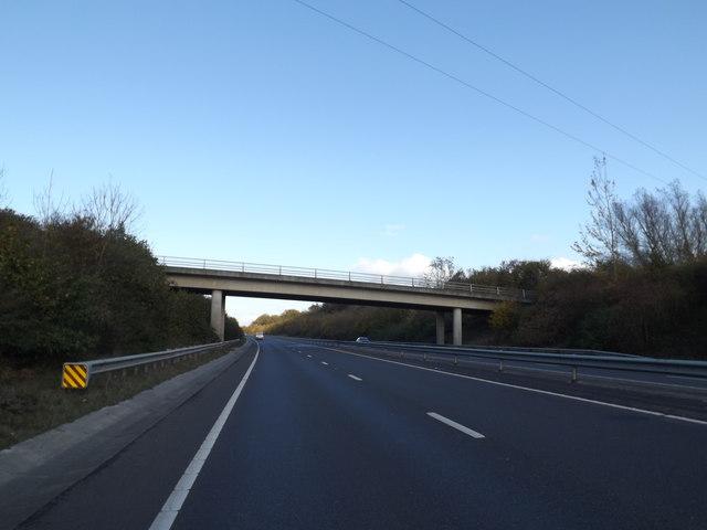 A140 Scole Bypass, Scole