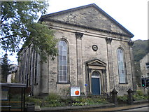 SD9927 : Hope Baptist Church, Hebden Bridge by Richard Vince