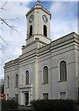 SO9496 : Bilston - St Leonard's Church - west end by Dave Bevis