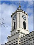 SO9496 : Bilston - St Leonard's Church - tower by Dave Bevis