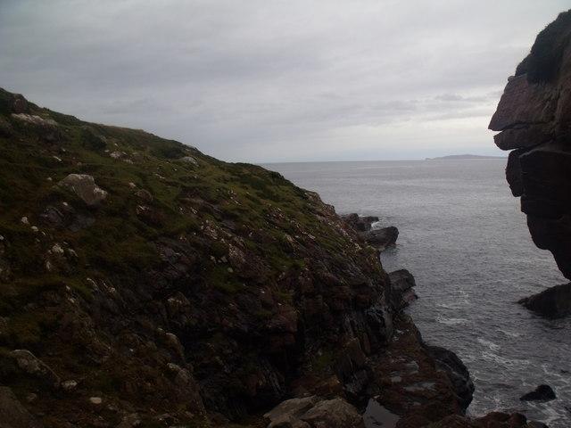 Geo on Rubha na Coigeach near Ullapool