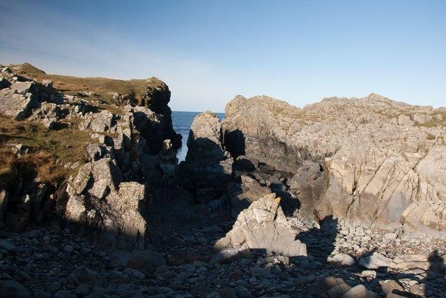Geodha Nic Faidhean, Islay