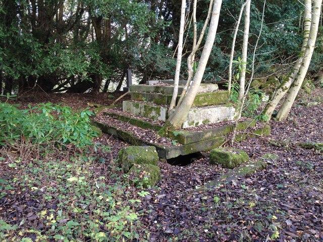 Graveyard by Elphinstone Tower