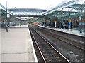 NZ3669 : Tynemouth Metro station, Tyne & Wear by Nigel Thompson