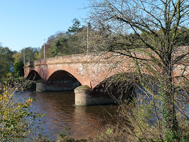 Warwick Bridge (bridge)