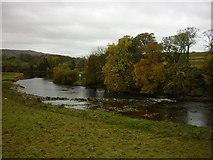 SE0063 : From Grassington Bridge to Green Haw Hill by Carroll Pierce