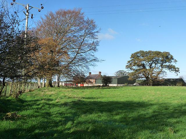 Whiteheads Hill Farm